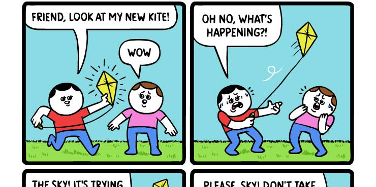 The New Kite [Comic]