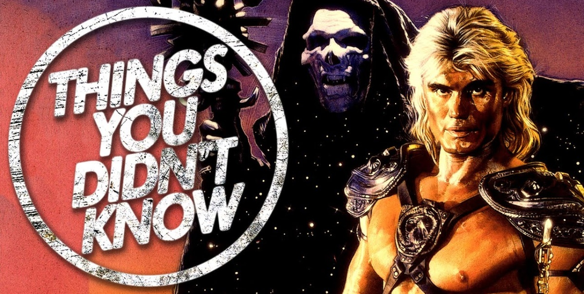 7 Things You Probably Didnt Know About Masters of the Universe