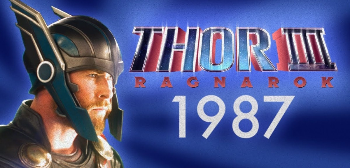 Thor 3: Ragnorak  The 1987 Trailer