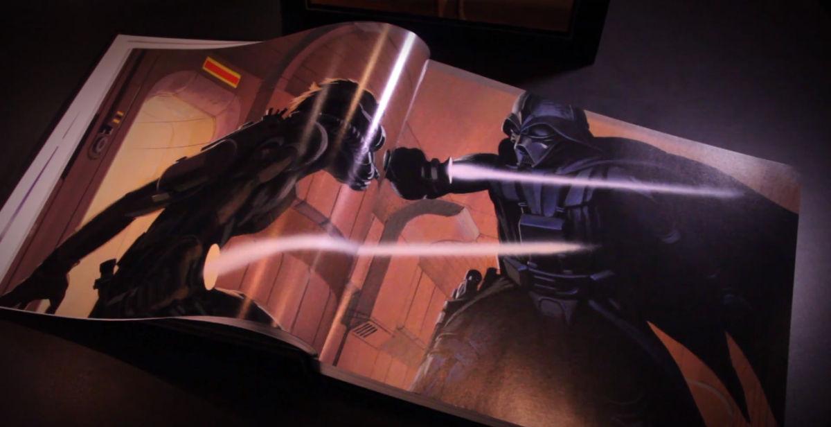 George Lucas' Original Vision of