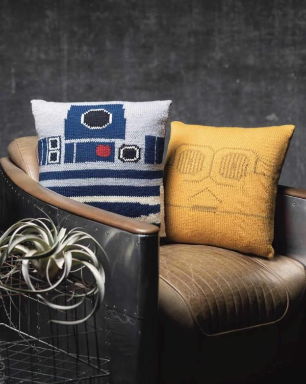 Droid Pillows