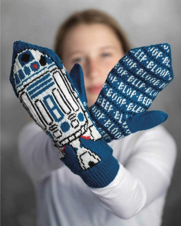 R2-D2 Mittens
