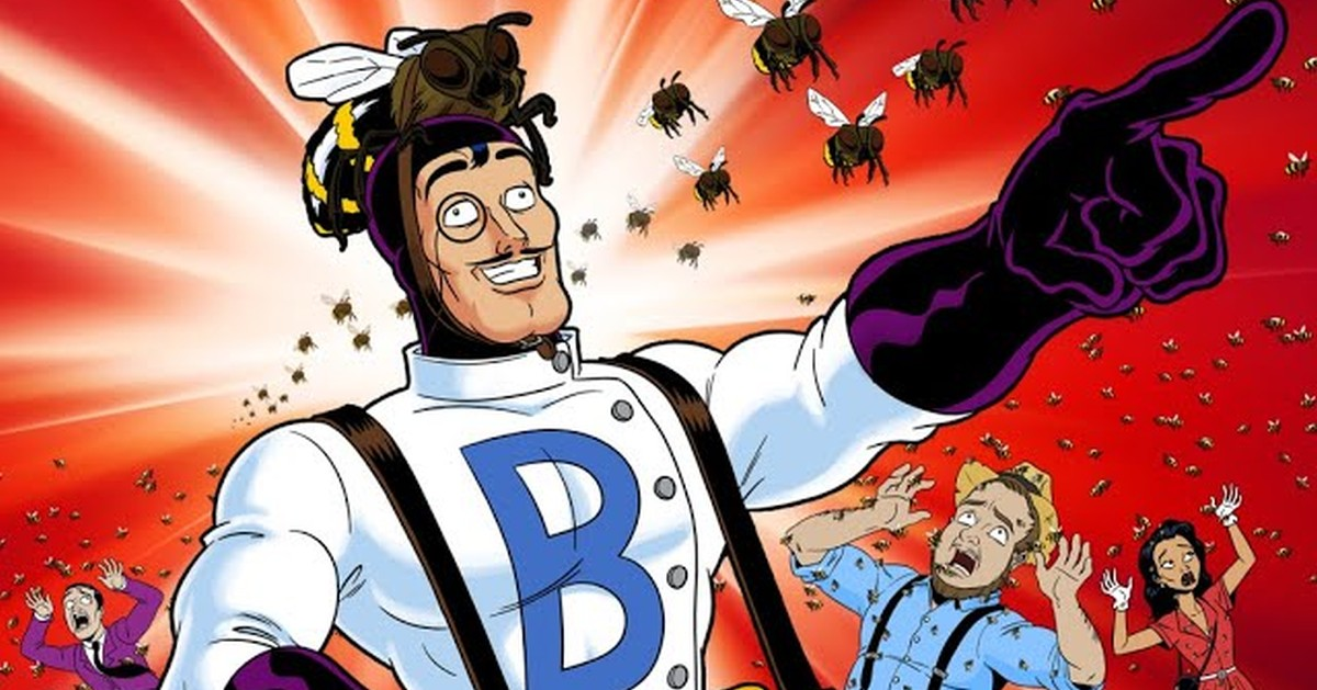 The Hilarious Return of DR. BEES The Worlds Greatest Superhero Video