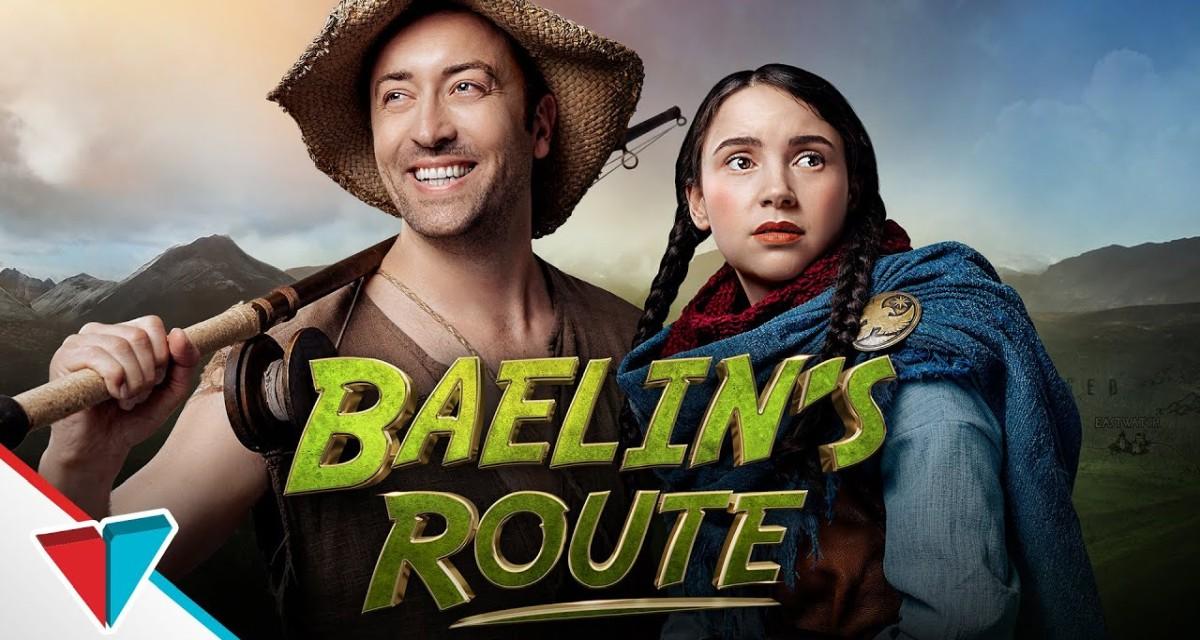 Baelins Route  A Complete Epic NPC Man Adventure Movie